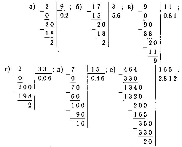 ГДЗ Виленкин 6 класс математика номер 1182