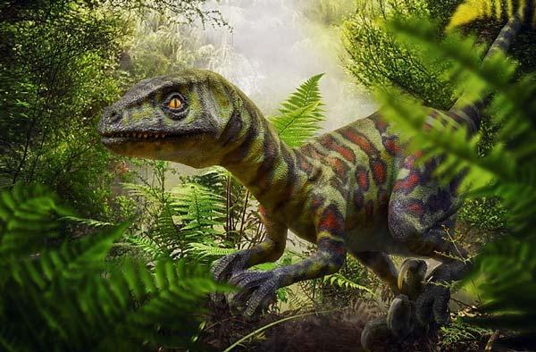 Интересный доклад про динозавров 1962