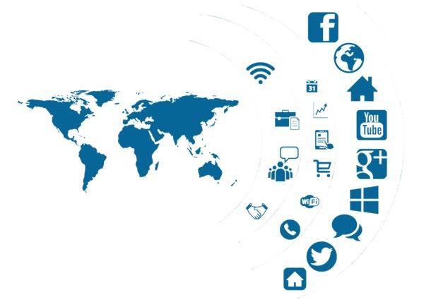 Социологическое исследование: социальные сети