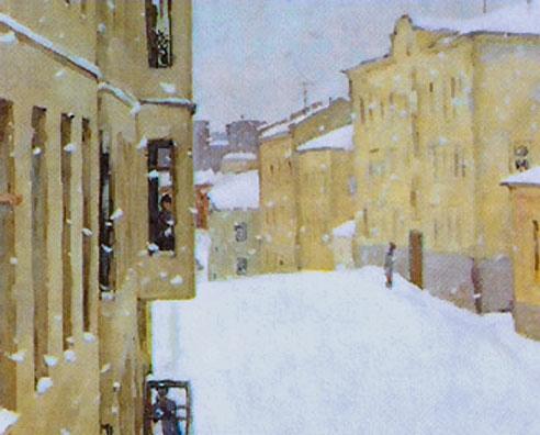 letiya-esse-na-temu-perviy-sneg-risunku